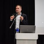 Vilniaus universiteto Komunikacijos fakulteto dekanas prof. dr. Andrius Vaišnys